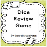 Engaging Dice Review **EDITABLE**