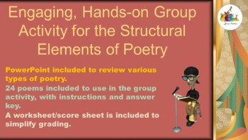 Engaging Group Poetry Activity