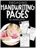 Engaging Handwriting Practice