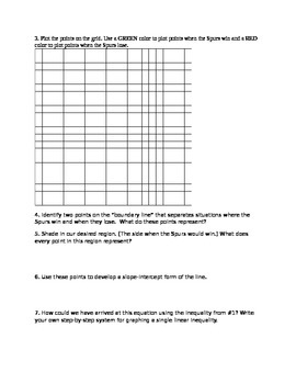 Engaging Introduction to Linear Inequalities