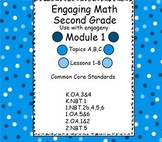 Engage NY Math (Eureka) Module 1 for Second Grade Smart Board