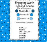 Engage NY Math (Eureka) Module 1 for Second Grade (Powerpoint Format)