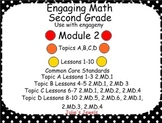 Engage NY Math (Eureka) Module 2 for Second Grade Smart Board