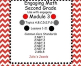 Engage NY Math (Eureka) Module 3 for Second Grade Smart Board