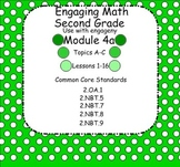 Engage NY (Eureka) Math Module 4A for Second Grade Smart B