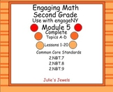 Engage NY Math (Eureka) Module 5 Complete for Second Grade