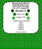 Engage NY Math (Eureka) Module 6 Complete for Second Grade