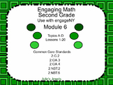 Engage NY Math (Eureka) Module 6 for Second Grade Power Point