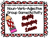 Nouns | Verbs | Adjectives | High Engagement