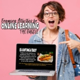 Engaging Online Activities for English Bundle