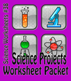 Engaging Projects for Science Topics - 4 Activities for Kids