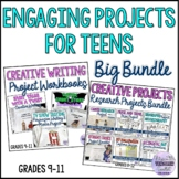 Engaging Projects for Teens Big Bundle