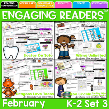 Engaging Readers 2nd Grade: FEBRUARY