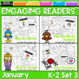 Engaging Readers 2nd Grade: JANUARY