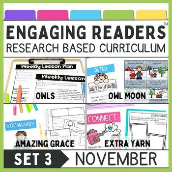 Engaging Readers 2nd Grade: NOVEMBER