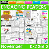 Engaging Readers 2nd Grade: NOVEMBER