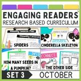 Engaging Readers 2nd Grade: October