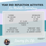 Engaging Reflection Activities for Students