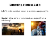 Engaging Stories: Sci-fi