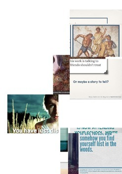 Engaging Writing Prompts