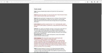 New Deal (Part 1)-Powerpoint with Notes. United States History. Grades 9-12