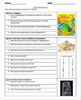 Ancient Mesopotamia Video Guided Worksheet: Answer sheet included