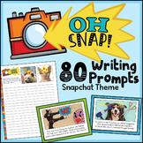80 Writing Prompts / End of Year Activities - Last Week of School Activities