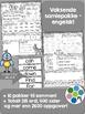 Engelsk: Sight words / høyfrekvente ord samlepakke!