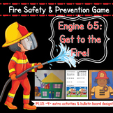 Engine 65: Get to the Fire! | Fire Safety & Prevention Gam