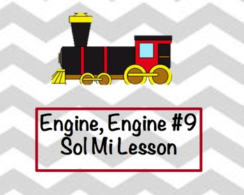Engine Engine #9 Lesson Pack