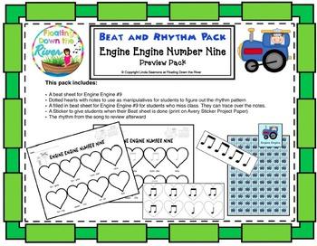 Engine Engine Beat Book Sampler Pack