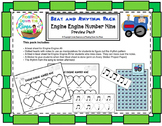 Engine Engine Beat Book Sampler Pack