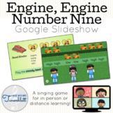 Engine, Engine Google Slideshow: Singing game and teaching
