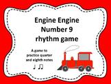 Engine Engine Number 9 Rhythm Game