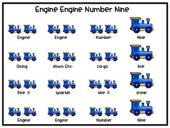 Engine Engine Number Nine Beat Chart