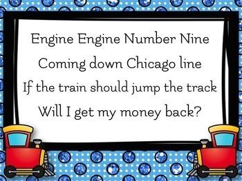 Engine Engine Number Nine - Practicing ta & ti-ti