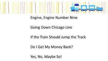 Engine Engine Number Nine Printables