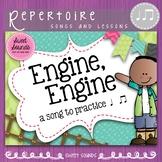 Engine, Engine Rhythm Practice Activities