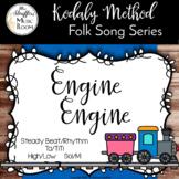 Engine Engine {Ta TiTi} {Sol Mi}