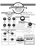 Engineer Design Process with 4 Cs_FarmHouse