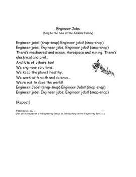 Engineer Jobs Song