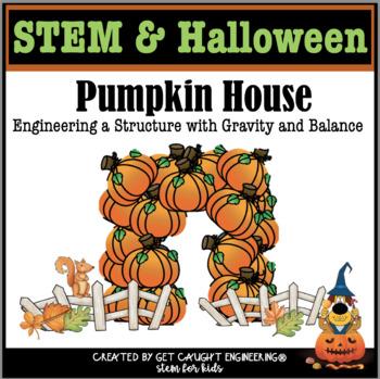 Engineer a Pumpkin House - An Autumn STEM Challenge
