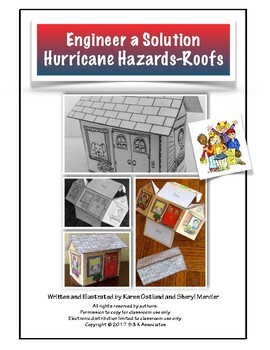 Engineer a Solution for Hurricane Hazards-Roofs