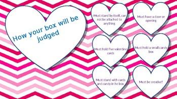 Engineer a Valentines Mailbox