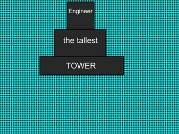 Engineer the Tallest Tower: Opertions with Integers