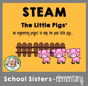 STEM - The 3 Little Pigs