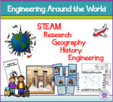 STEAM: Engineering Around the World 2nd - 4th