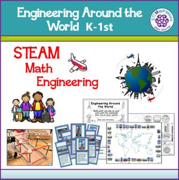 STEAM: Design Brief Engineering Around the World K-1