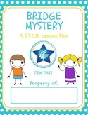 Engineering Bridge Mystery - STEM Mystery Bag Activity!