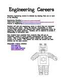 Engineering Careers (Infographic Project)